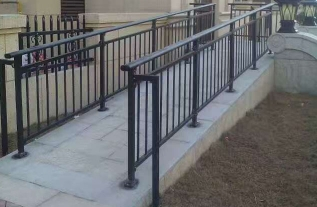 厂家浅述户外楼梯扶手的高度要求