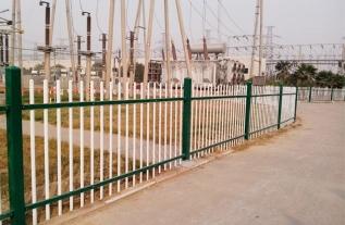 锌钢厂区护栏