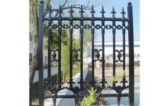 锌钢仿铸铁护栏