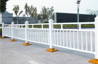 pvc市政道路护栏