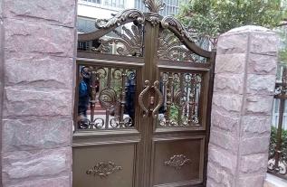 濮阳别墅院子大门