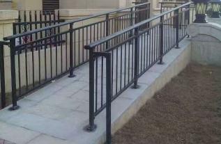 驻马店室外楼梯扶手